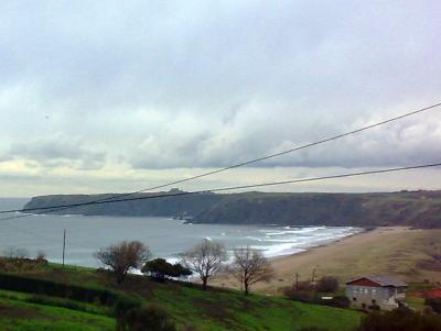 miercoles 23: xagó bien de olas y viento